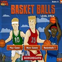 Basket Balls Level Pack