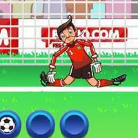 Ragdoll Goalie